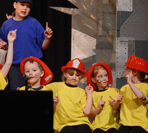 Ritter Rost Musicalschule Ahrensburg