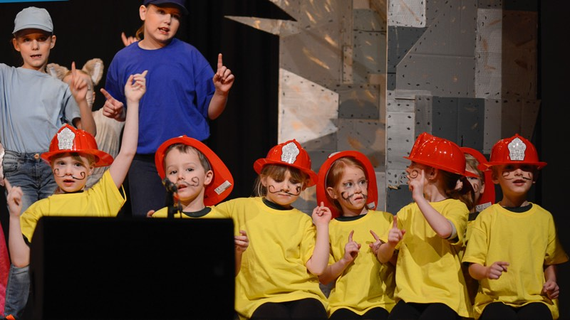 Ritter Rost Musicalschule Ahrensburg