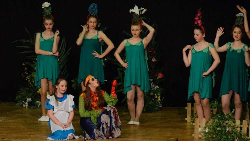 Disney's Alice im Wunderland jr. der Musicalschule Ahrensburg