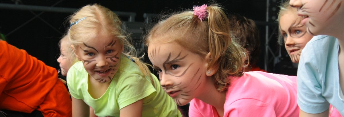 Musical Kids der Musicalschule Ahrensburg