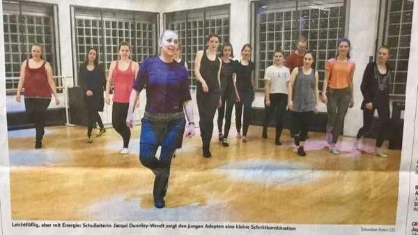 Musicalschule Ahrensburg im Hamburger Abendblatt