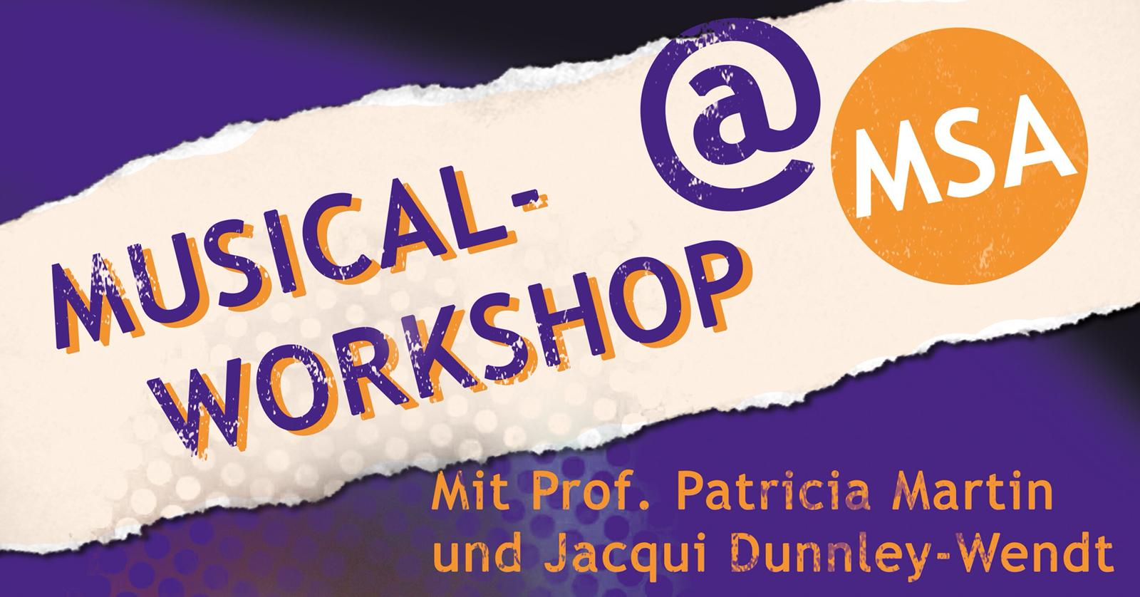 Workshop Patricia Martin, Jacqui Wendt